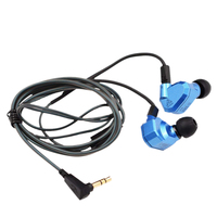 KZ ZS5 2DD+2BA Hybrid In Ear earphone HIFI DJ Monitor With Replacement Earphone Cable Noise Canceling Earbuds Wired E