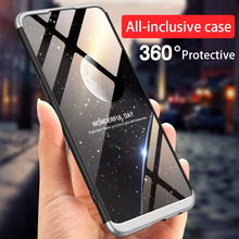 Oppo Real Me 2 Case 360 Degree Protected Full Body Phone Case for Oppo Realme 2 Pro Realme1 A5 A3S Find X Shockproof Back Cover for oppo realme 2 case 360 degree protected full body phone case for oppo realme 2 case shockproof cover glass film oppo realme2