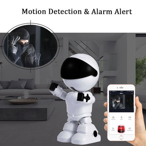 Image 3 - Baby Camera 1080P HD Wireless Smart Baby Monitor WiFi IP ROBOT Camera  Audio Video Record Surveillance Home Security Camera