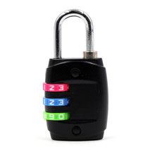3 Dial Digit Combination Password Padlock Code Lock Protect Locker for Travel Suitcase Baggage Luggage Backpack Drawer(China)