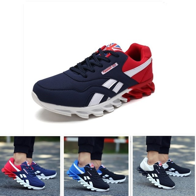 Hot Man Running Shoes Autumn/Winter Sneakers Comfortable Jogging Cotton Shoes New Men Outdoor Sports Shoes Male Sneakers 39-47 1