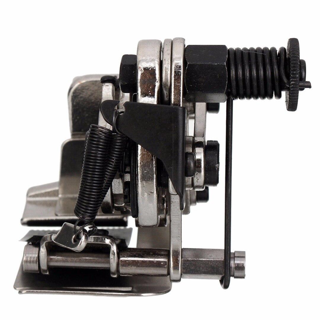 Accessoire presseur Ruffler pied Machine à coudre industrielle pièce détachée accessoires argent