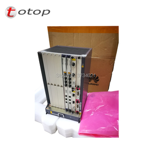 Image 5 - 10G OLT Huawei MA5683T GPON OLT Chassis with 2xSCUN + 2xPRTE + 2x X2CS + 1xGPFD C++ Module 16 ports