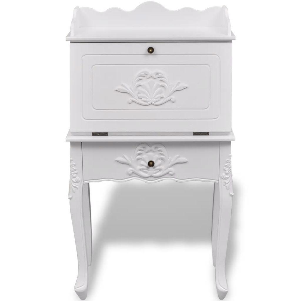 Storage-Box Dresser Bedroom Makeup-Cabinet Desk Wooden Fashion Korean Skin-Care-Product