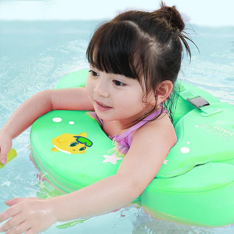 Bébé activité marchandises gonflables piscine accessoires flotteur Non gonflable anneau de natation sécurité PVC enfants nager formation