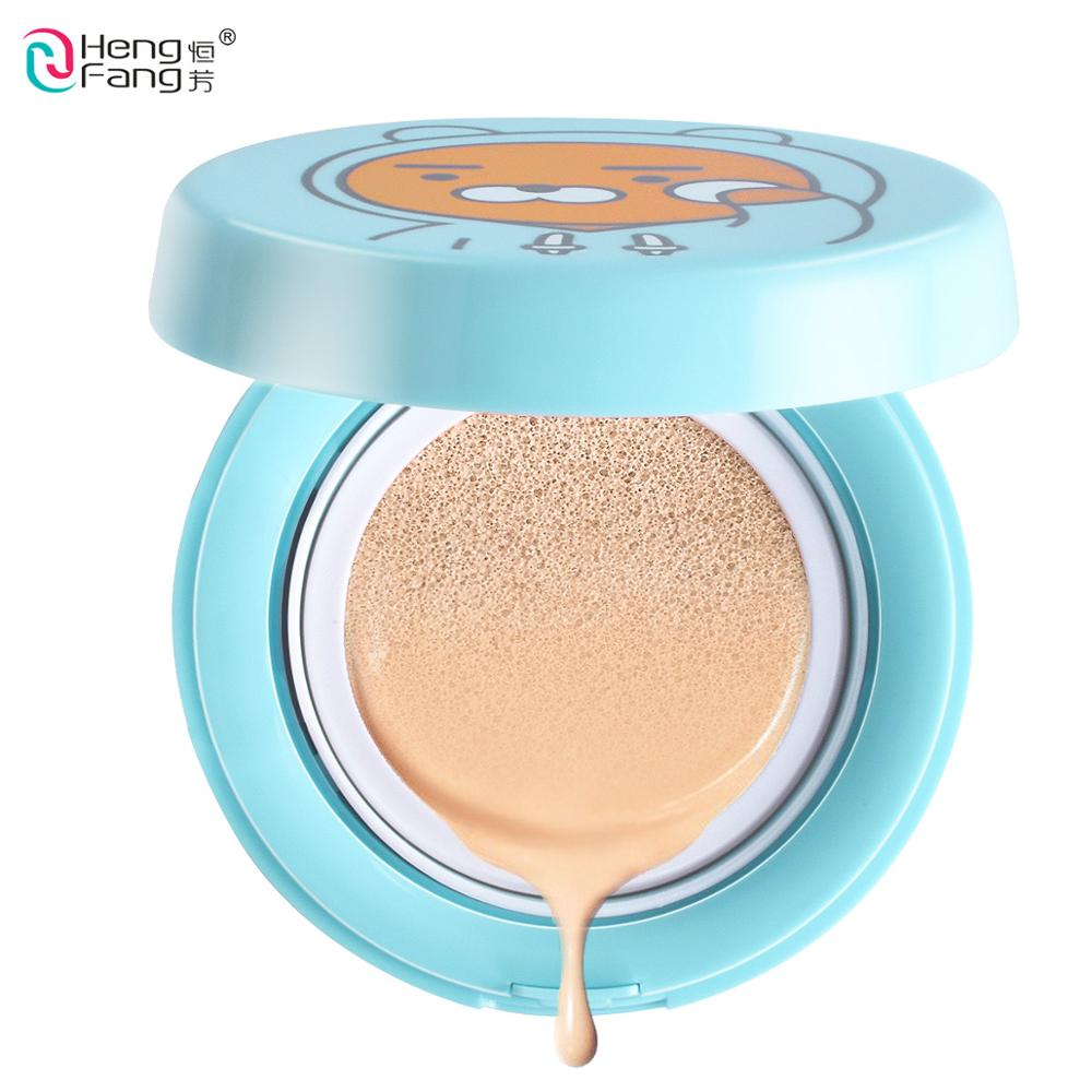 Aire amortiguador BB crema de aislamiento bb nude corrector de control hidratante 15gX2 marca de maquillaje HengFang # H8470