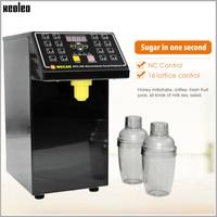 XEOLEO 6L Fructose machine 16 Grid Quantitative machine Fructose Dispenser Automatic Syrup dispenser Fruit sugar machine 500W