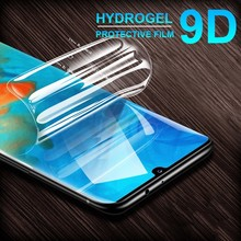 New 10D Full Cover Soft Hydrogel Film For Huawei Mate 20 P30 P20 Pro Lite Screen Protector Y9 Y6 P Smart Plus 2019