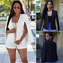 2019 Women's Casual Long Sleeve Coat Suit Slim Cardigan Tops Blazer Outwear