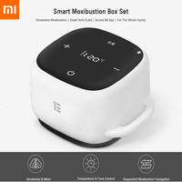 Xiaomi Intelligent Moxibustion Box OLED Display Touch Operation Temperature Control Caring Box with Mijia APP for Women Health