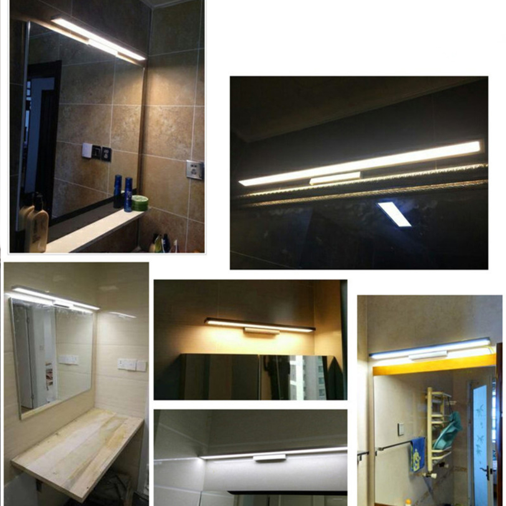 Modern LED Mirror Light 5W 8W 11W Wall Lamp Mounted Indoor lamp Fixture Bathroom washroon makeup sconces lighting fixture in LED Indoor Wall Lamps from Lights Lighting