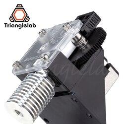 Titan Extrusora impressora para impressora desktop FDM reprap trianglelab 3D MK8 J-cabeça bowden frete grátis para MK8 ANET ender 3 cr10