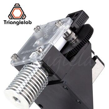 Trianglelab طابعة ثلاثية الأبعاد تيتان الطارد لسطح المكتب FDM طابعة reprap MK8 J-رئيس بودين شحن مجاني ل MK8 أنيت أندر 3 cr10