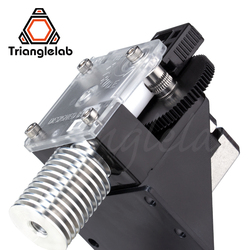 Trianglelab 3D stampante titan Estrusore per desktop FDM stampante reprap MK8 J-testa bowden trasporto libero per MK8 anet ender 3 cr10