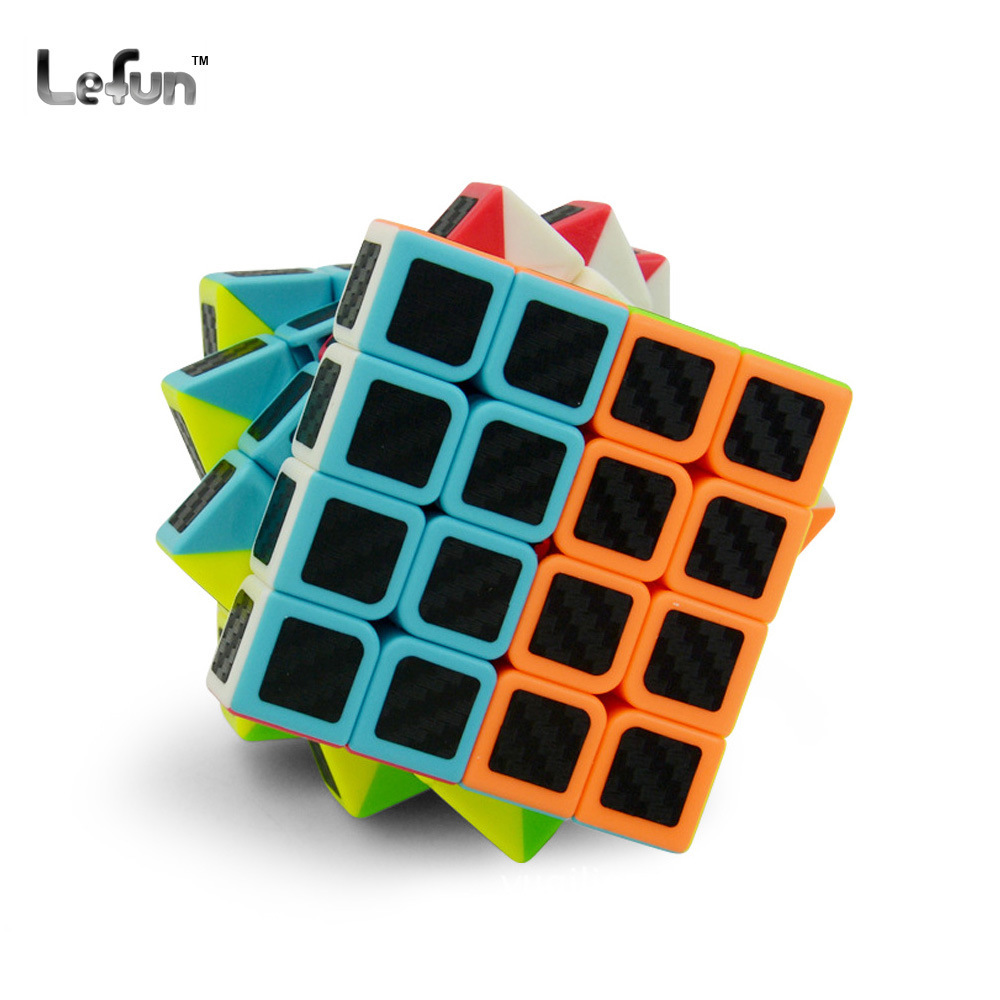 Toys & Hobbies Lefun Brilliant Carbon Fibre Black Speedsolving Special-purpose Smooth Student Children Alpinia Oxyphylla Early Childhood Toys