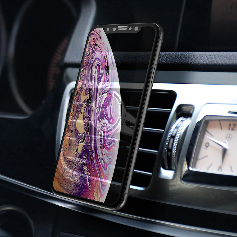 Automobile Air Vent Bracket Mobile Phone Spare Parts Gold ...