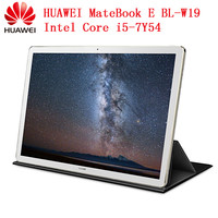 HUAWEI MateBook E BL W19 Laptop 2 in 1 Tablet PC 12 inch Win 10 OS 8G 256GB SSD Intel Core i5 7Y54 Dual Core 1.2GHz Notebook