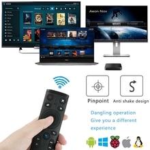 цены на 2.4G Wireless Remote Control Keyboard Air Mouse For Android TV Box AN  в интернет-магазинах