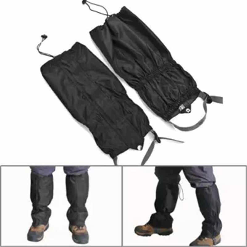 waterproof legging gaiter camp hike trekking walk mountainclimb outdoor boot leg ski protect snow ski travel shoe snowshoe cover