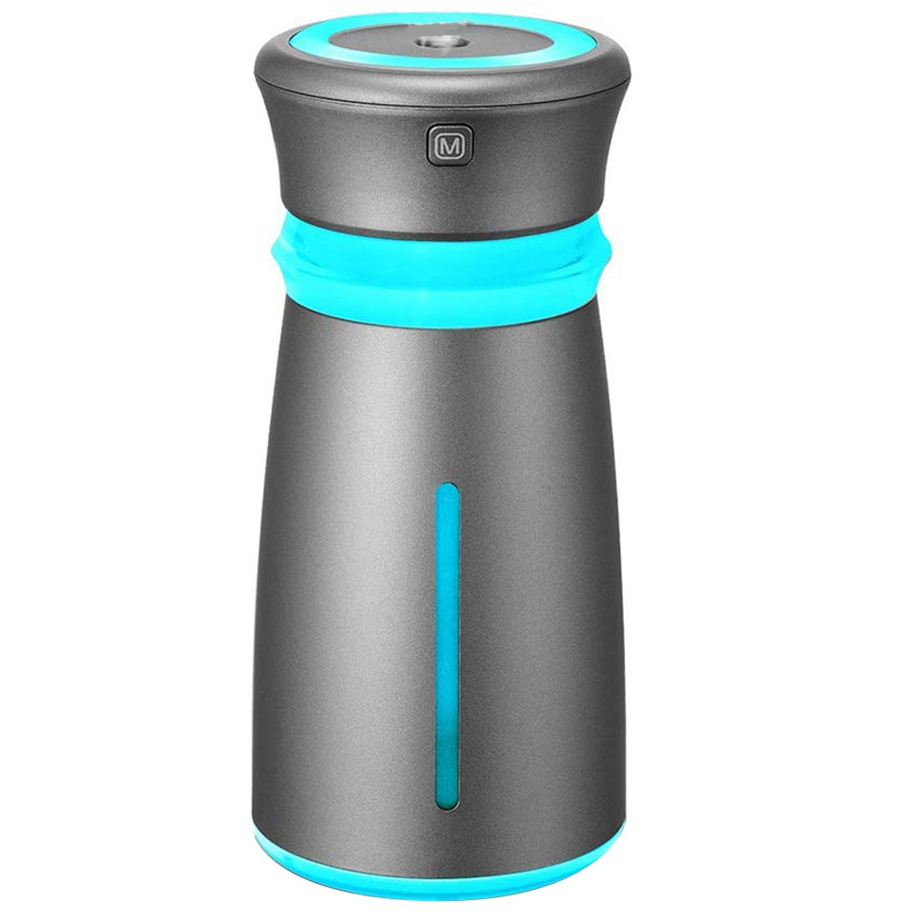 Car Humidifier, Portable Cool Mist Humidifier, Mini Air Freshener Purifier, Essential Oil Diffuser, Aromatherapy Aroma Fragran