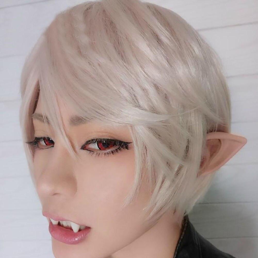Hirigin 2019 Cosplay Fairy Pixie Elf Ears Soft Pointed ...