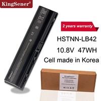 KingSener Korea Cell Battery For HP Pavilion dv2000 dv6000 dv6400 dv6700 dv6900 DV6400 DV6500 G6000 G7000 HSTNN IB42 HSTNN LB42