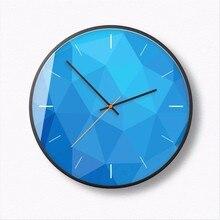 New 3D Wall Clock Quartz Silent Movement Modern Design Luxury Watch Large Size 30cm 35cm Abstract Duvar Saati