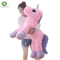 80 Cm Unicorn Stuffed Toy Plush Soft Toy Of Popular Cartoon Doll Toy Unicorn Stuffed Animal Toys For Children