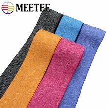 9 ярдов 38 мм мягкая эластичная лента резиновая поделки ручной работы сумка декоративная лента для одежды поясная швейная тесьма аксессуары BD405