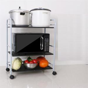 Image 5 - Storage Rack Scaffale Mensole Kitchen Shelf Paper Towel Holder Repisas Y Prateleira Estantes Organizer Trolleys Shelves
