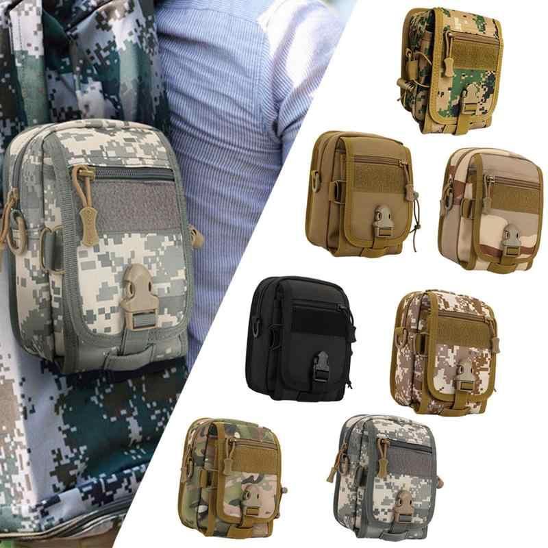 2019 Новый тактический уличный военный рюкзак для охоты хаки камуфляжная сумка водонепроницаемый нейлоновый мужской походный армейский рюкзак