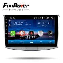 FUNROVER 2 din android 8,0 автомобиль dvd плеер для Volkswagen Passat B6 B7 CC Magotan 2011-2015 Автомагнитола gps аудио-видео