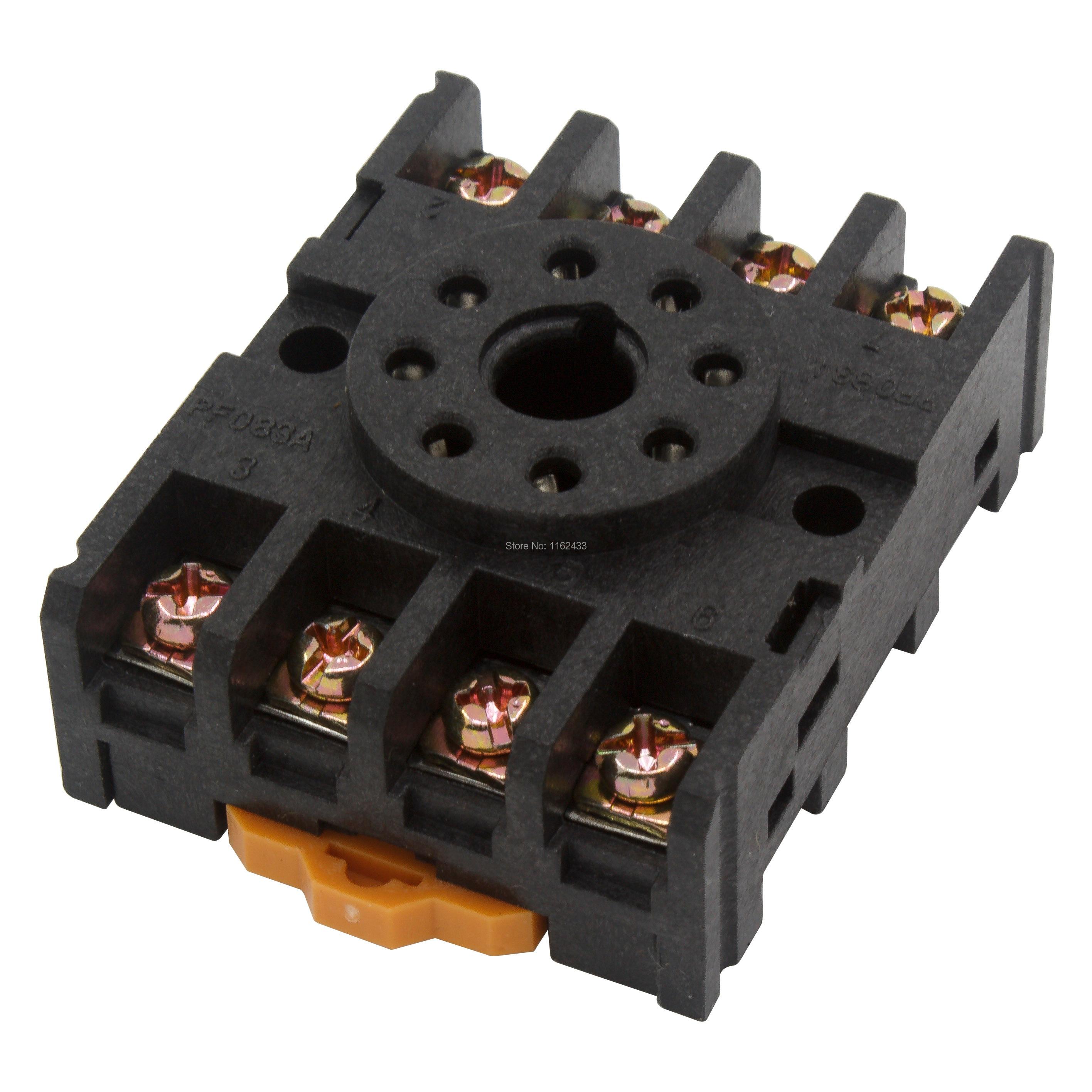 pf083a 8 pin relay socket base for dh48s st3p ah3 3 mk2p jtx 2c [ 2832 x 2832 Pixel ]