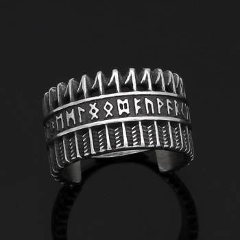 Amulet Viking Nordic Rune Ring2
