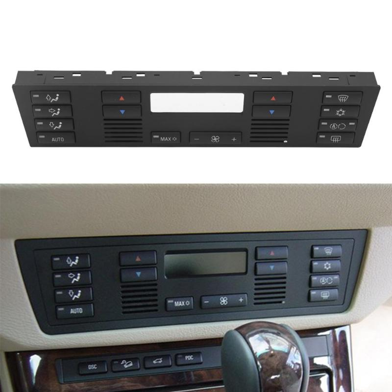 VODOOL Auto Car A C Air Conditioner Switch Panel For BMW 5 Series E39 X5 E53