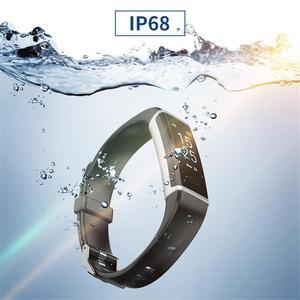 Image 5 - フィットネストラッカーとカラー画面心拍数スポーツメーカーステップ IP68 防水オートスリープ追跡スマートブレスレット