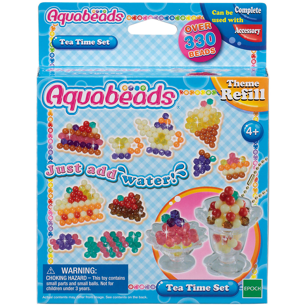 Aquabeads Beads Toys 7240126 Creativity Needlework For Children Set Kids Toy Hobbis Arts Crafts DIY