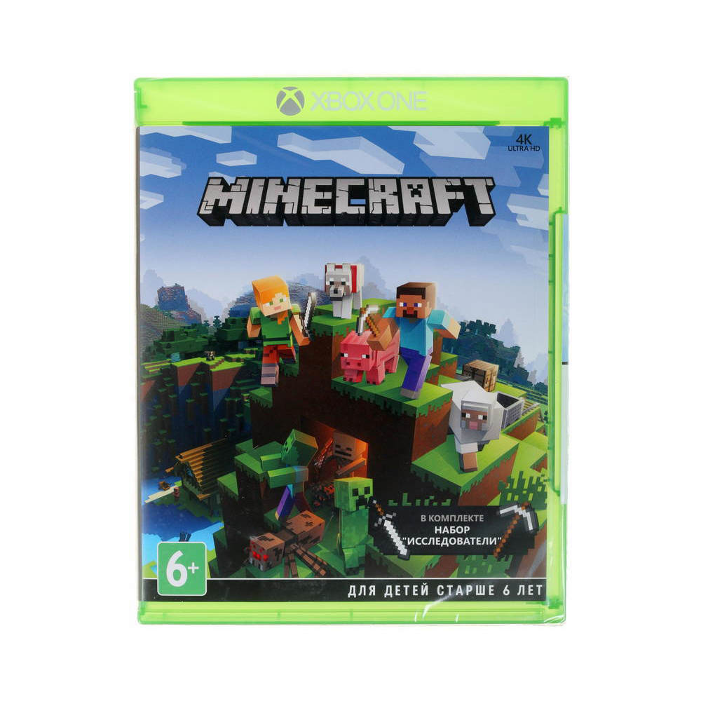 Game Deals xbox Minecraft Explorers Pack xbox One (44Z-00102) game deals xbox life is strange before the storm xbox one