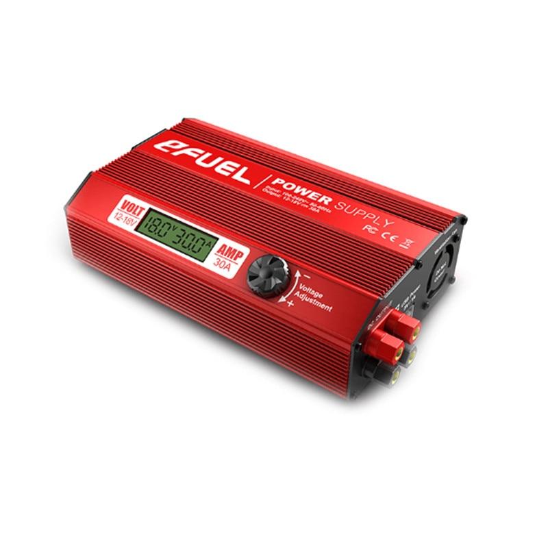 218x139x59.5mm SKYRC EFUEL 540 W 30A 12-18 V 10A fusible adaptateur d'alimentation cc pour pièces de rechange chargeur de batterie
