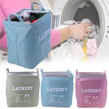 hot deal buy dirty laundry basket linen storage basket for toy washing basket dirty clothes sundries storage baskets box