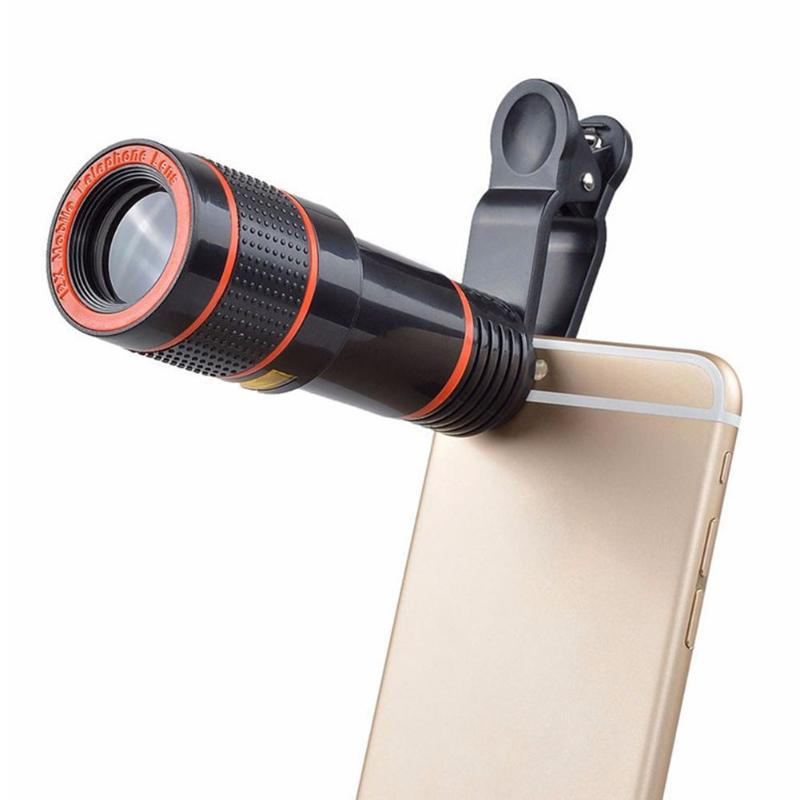 Camera Telescope Clip Extension-Lens Optical-Zoom Mobile-Phone Universal iPhone/huawei