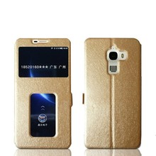 View Window Leather Case For Letv Leeco Le Max X900 / Max 2 X820 X821 Magnet Flip Cover For Leeco Max2 X900 Phone Cases & Bags цена