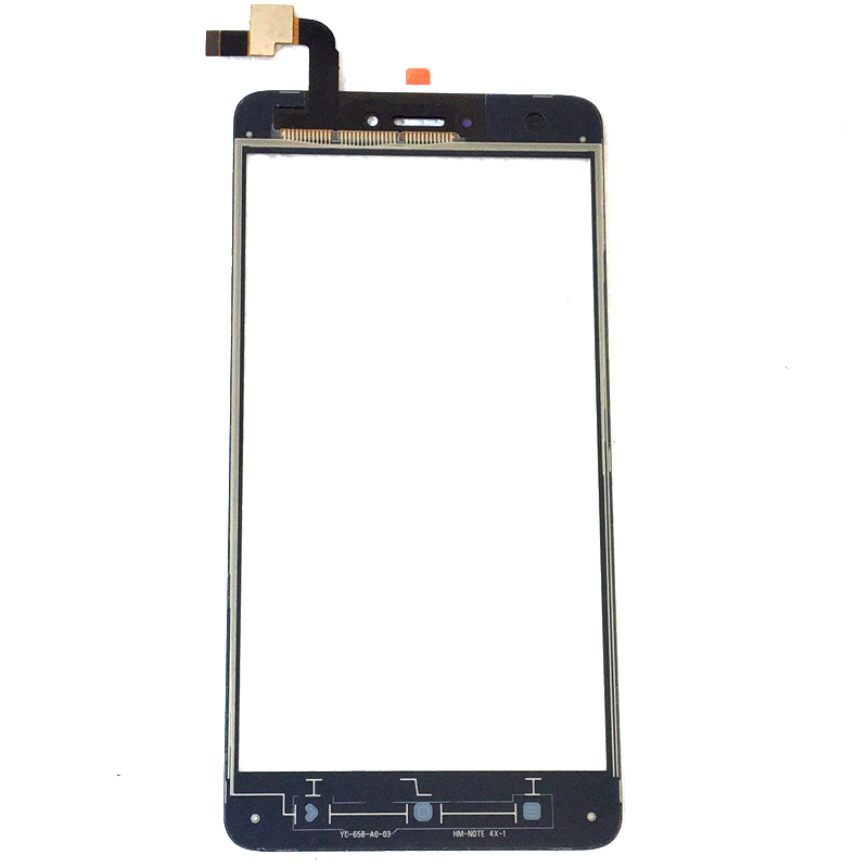 Image 3 - A Quality For Xiaomi Redmi Note 4 Global Snapdragon 625 TouchScreen Front Glass With Sensor Replacement-in Mobile Phone Touch Panel from Cellphones & Telecommunications