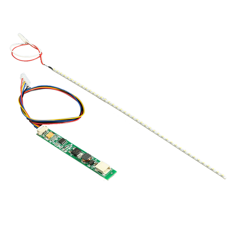 New 220mm LED Backlight Strip Kit Update 10.4 Inch CCFL LCD Screen To LED Monitor