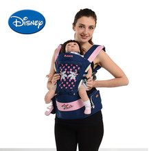 Disney Breathable Baby Carrier Multi-functional Front Facing Hipseat Infant Sling Ergonomic Backpack Detachable