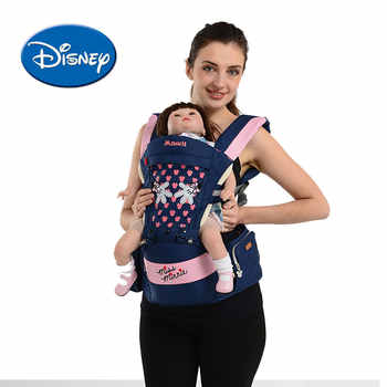 Disney Breathable Baby Carrier Multi-functional Front Facing Hipseat Infant Baby Sling Ergonomic Backpack Detachable - DISCOUNT ITEM  45% OFF All Category