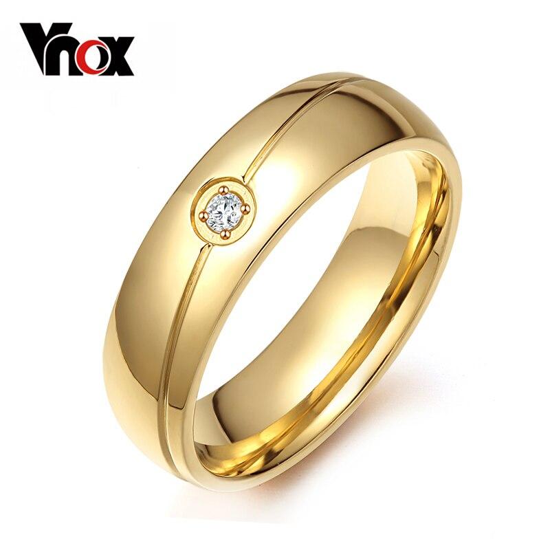 Vnox 6mm Wedding Rings Men...