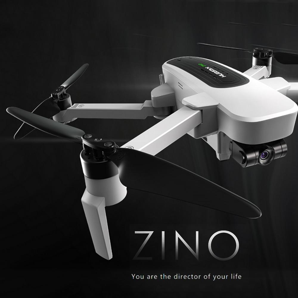 Hubsan Drone con la Macchina Fotografica 4 K H117S Zino Motore Brushless GPS 5G Wifi FPV UHD 3 Assi del Giunto Cardanico antenna Prefessional Dron RC Quadcopter