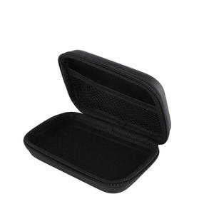 Image 5 - Portable Protector Cover Earphone Charging Cable Drive Oval Style Bags Delicate Shockproof Protective Zipper Pouch Storage Box