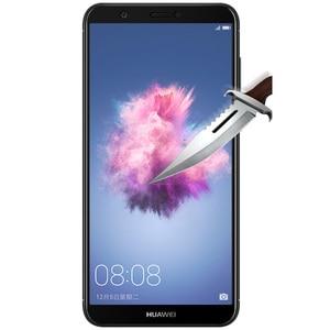 Image 5 - 3D מלא כיסוי מזג זכוכית עבור Huawei PSmart מסך מגן עבור Huawei P חכם מגן זכוכית סרט על תאנה LX1 LX2 LX3 LA1